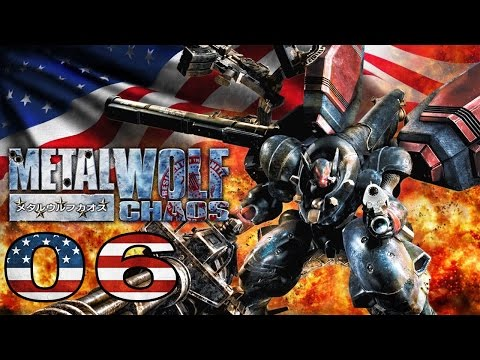 Let's Play Metal Wolf Chaos - 06 (Explosive Turnout)