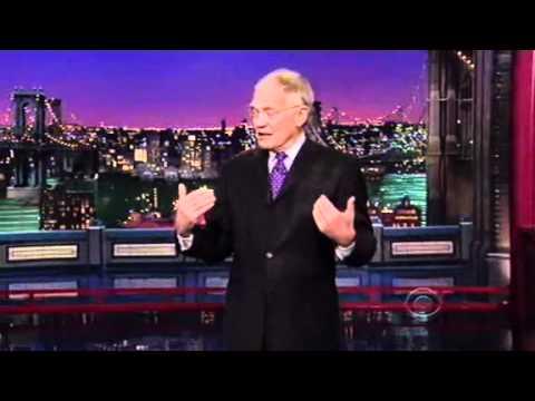 Olbermann on Letterman   Keith Olbermann Cameo on Letterman   Video   Mediaite