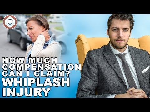 Whiplash Compensation Claims Amounts? ( 2019 ) UK