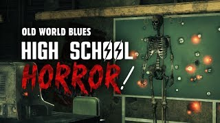 Скачать Old World Blues 4 High School Horror Roxie And The X 8 Research Center