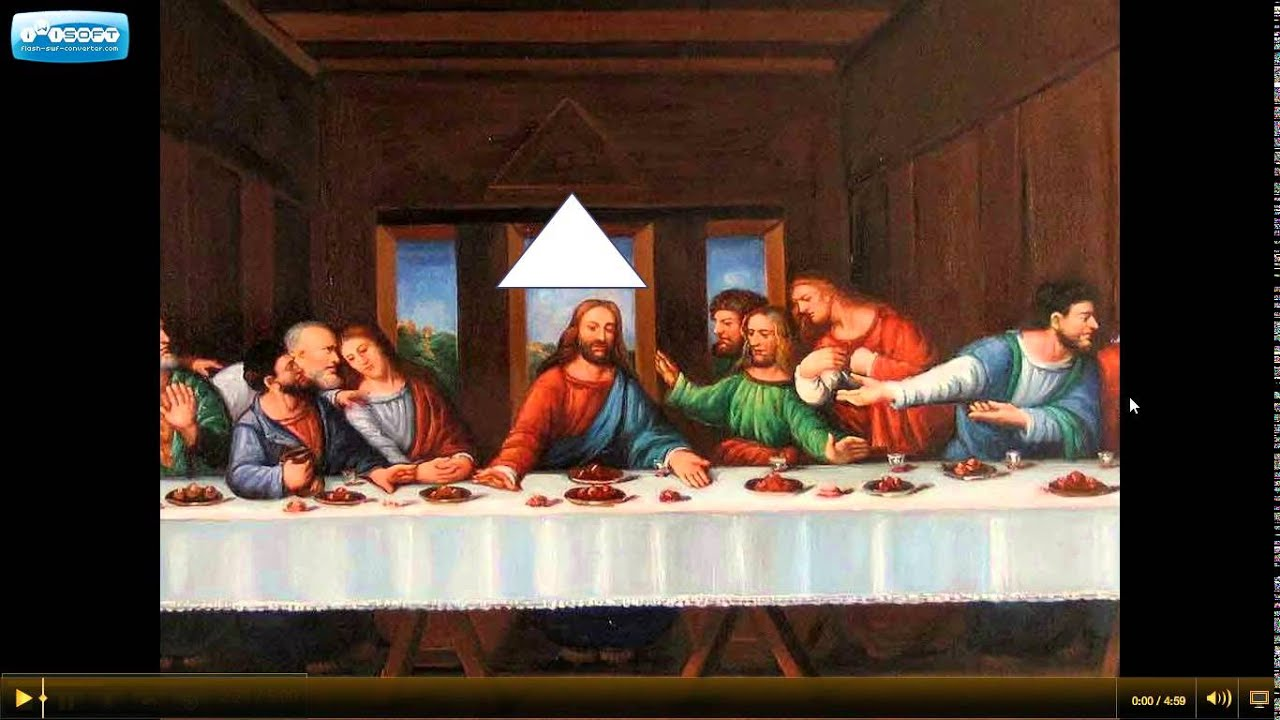 artistic criticism of the last supper Overview its christian subject matter, simplicity of organization, and lack of shock value separate the sacrament of the last supper from most of salvador dal 's other works.