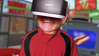 GET A JOB, THEY SAID   Job Simulator (PSVR)