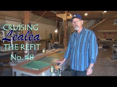 Cruising Lealea Refit No. 48: Net Work