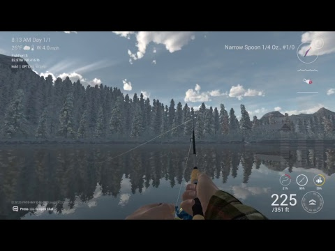 Fishing planet first time in alberta