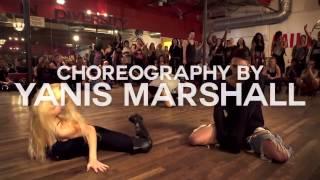 YANIS MARSHALL HEELS CHOREOGRAPHY