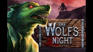 Скачать The Wolf S Night Brand New NetEnt Slot Demo Gameplay