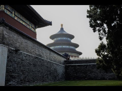 China Part 13, Beijing - The Temple of Heaven A MUST SEE