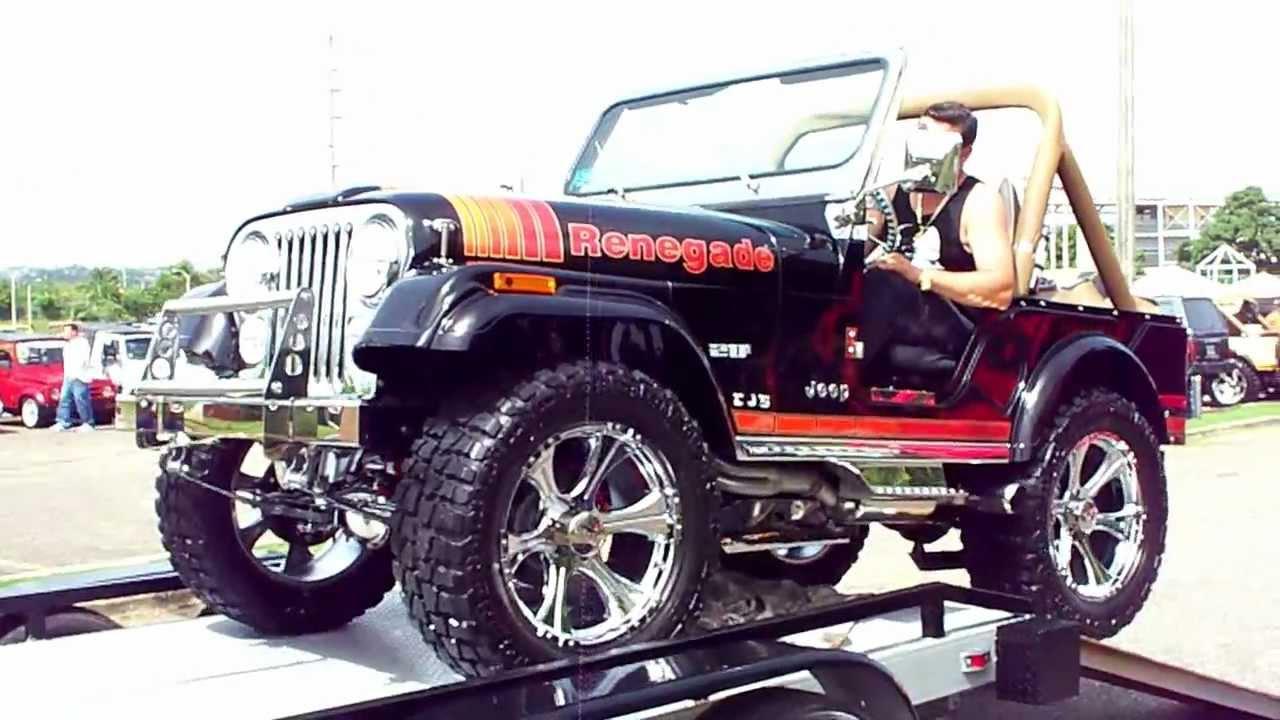 Jeep Cj5 Pr Youtube