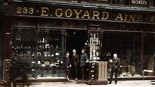 AT THE ORIGINS OF GOYARD, THE STORY OF THE TIMBER RAFTSMEN