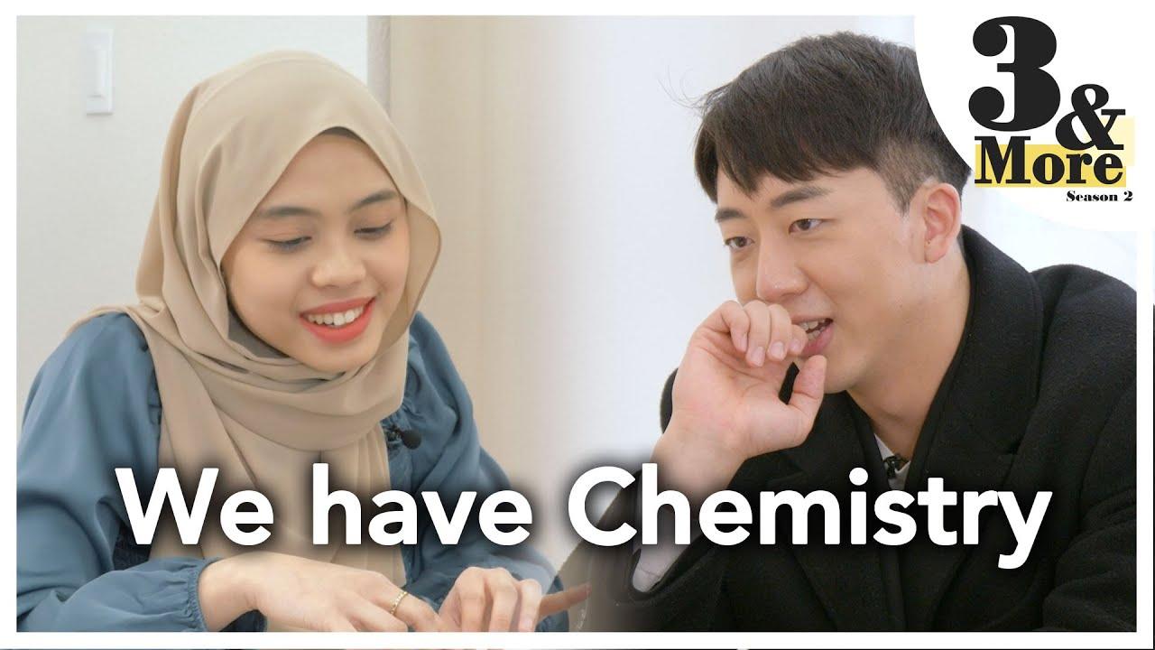 Download [EP.1] Kami Ada Chemistry | 3&More.2 | Blind Date of Adik Malaysia and Oppa Korea