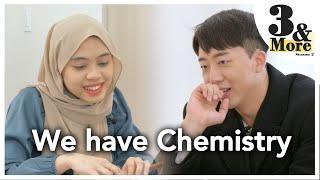 [EP.1] Kami Ada Chemistry | 3&More.2 | Blind Date of Adik Malaysia and Oppa Korea