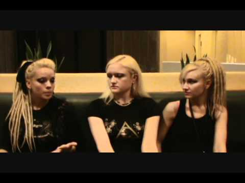 Cruxshadows Dancers Interview PART III