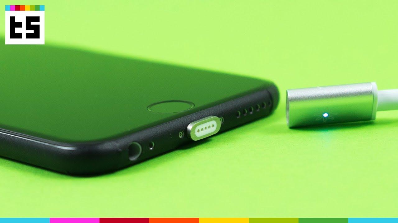 test hangloose das magnetische ladekabel f r das iphone. Black Bedroom Furniture Sets. Home Design Ideas