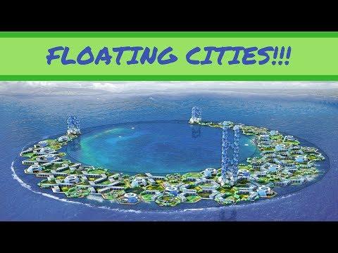Mengambang Kota Akan Ada Pada Tahun 2020!