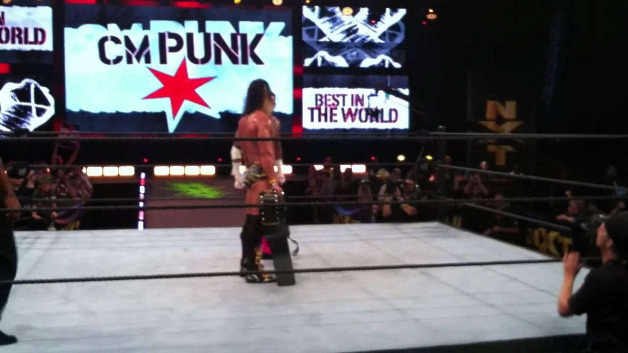Download NXT 8/24/12: CM Punk & Seth Rollins Celebrate