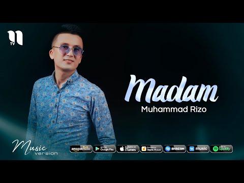 Muhammad Rizo - Madam
