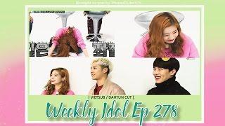 [PlumpDubuVN] [VIETSUB] Weekly Idol Ep 278 (Dahyun Cut)