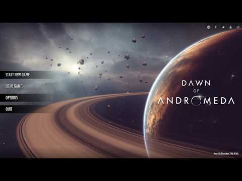 DGA Plays: Dawn Of Andromeda (Ep. 1 - Gameplay / Let's Play)