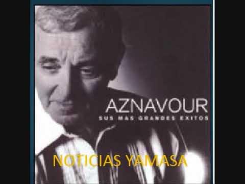 CHARLES AZNAVOUR - MIX