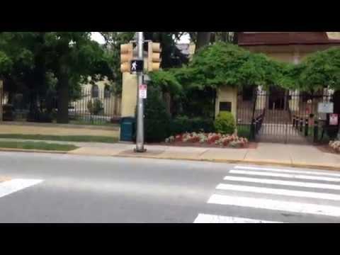 Audible Crosswalk Signal