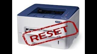 Reset / resoftare Xerox Phaser 3052 3260 NI DI DNI chip 106R02775 /106R02777