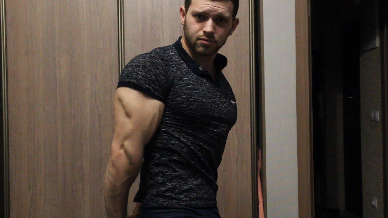 Hairy muscle flex