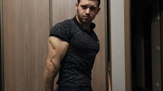 BEST YOUNG MUSCLES FLEX SHOW | amazing aesthetic