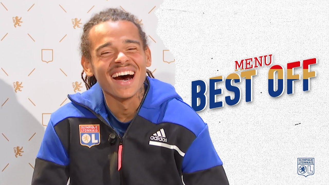 Interview avec Bonnevie, essayez de ne pas rire l Menu Best off n°8 | Olympique Lyonnais