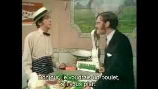Monty Python - The alternately rude and polite guy VOSTFR (L'homme poli puis grossier)