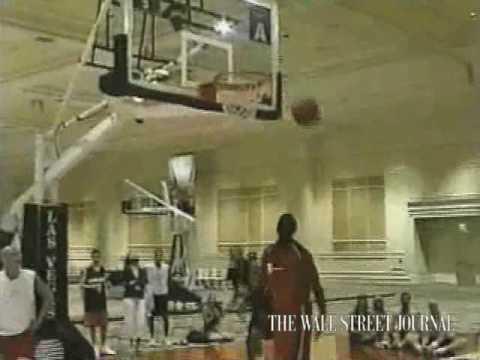 Michael Jordan vs. CEO John Rogers