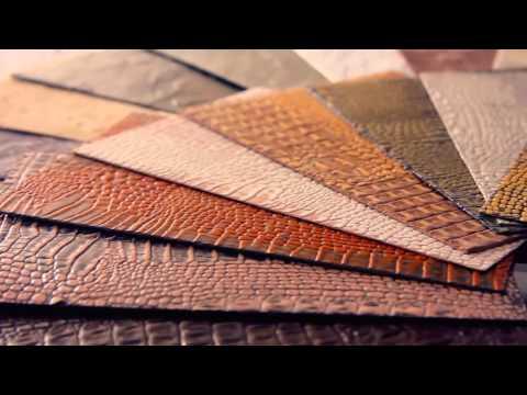 Стеновые панели из каменного шпона. Песчаник, кожа крокодила, кирпич. Flexible stone veneer.