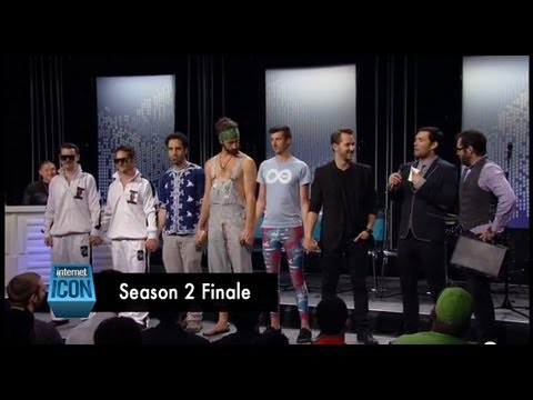 Internet Icon S2 Ep9 - The Finale (LIVE)
