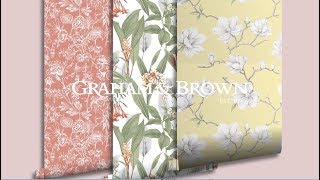 Step Into Spring with Graham & Brown