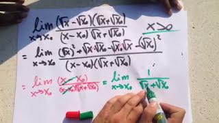 Differentialkvotienten af kvadratrodsfunktionen