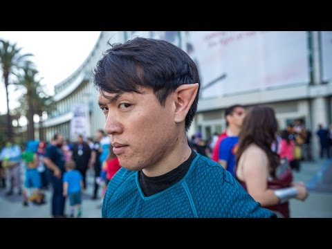 How to Make Vulcan Ear Prosthetics!