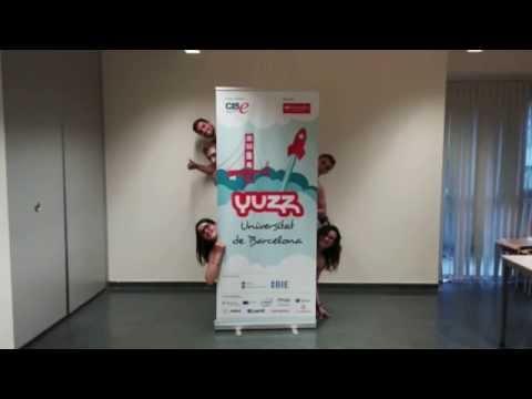 Un minuto con... YUZZ Universitat de Barcelona