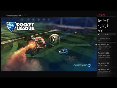 Especial 20 subs live5: rocket league
