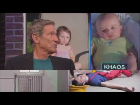 Who is your baby's father? Me or your sugar daddy? | The Maury Show