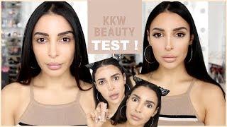 Kim Kardashian Beauty : Je teste TOUT de A à Z 🧐