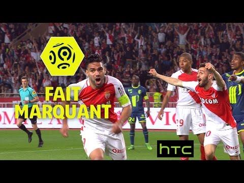 Falcao propulse Monaco vers le titre ! 37ème journée de Ligue 1 / 2016-17