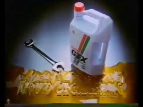 Castrol gtx 1989 Advert (OLD Adverts)
