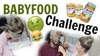 BABYFOOD CHALLENGE ♡ Sarah & Dominic