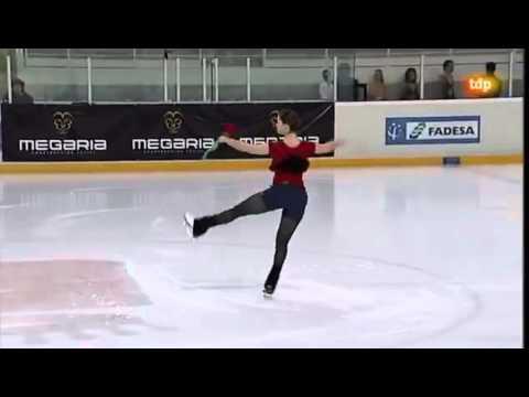 Javier Raya 2011 Champions On Ice