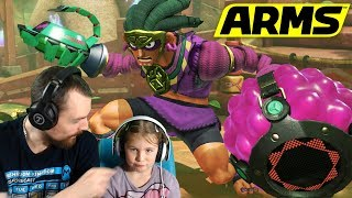 MISANGO EIN NEUER KÄMPFER BLIND GETESTET - Arms Nintendo Switch Gameplay Deutsch | EgoWhity thumbnail