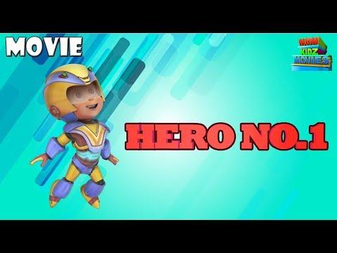 Vir: The Robot Boy - Hero No 1| Action Movie | Animated Movies For Kids | WowKidz Movies