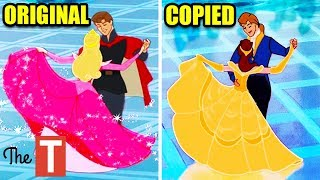 10 Times Disney Movies Copied Other Movies