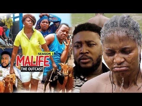 Malife The Outcast Season 1 - 2018 Latest Nigerian Nollywood Movie Full HD