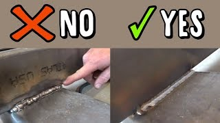 AVOID These ROOKIE WELDING MISTAKES! (Man Basket Final Assembly)