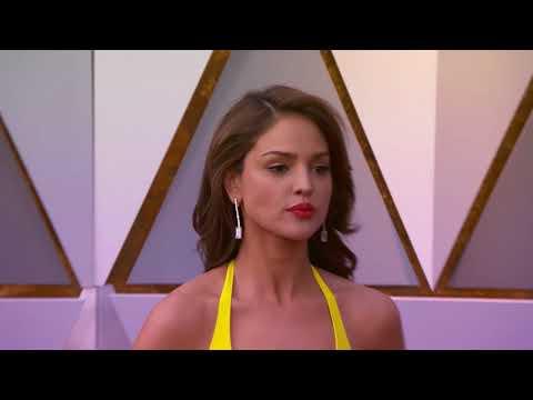Oscars 2018 Arrivals: Eiza Gonzalez