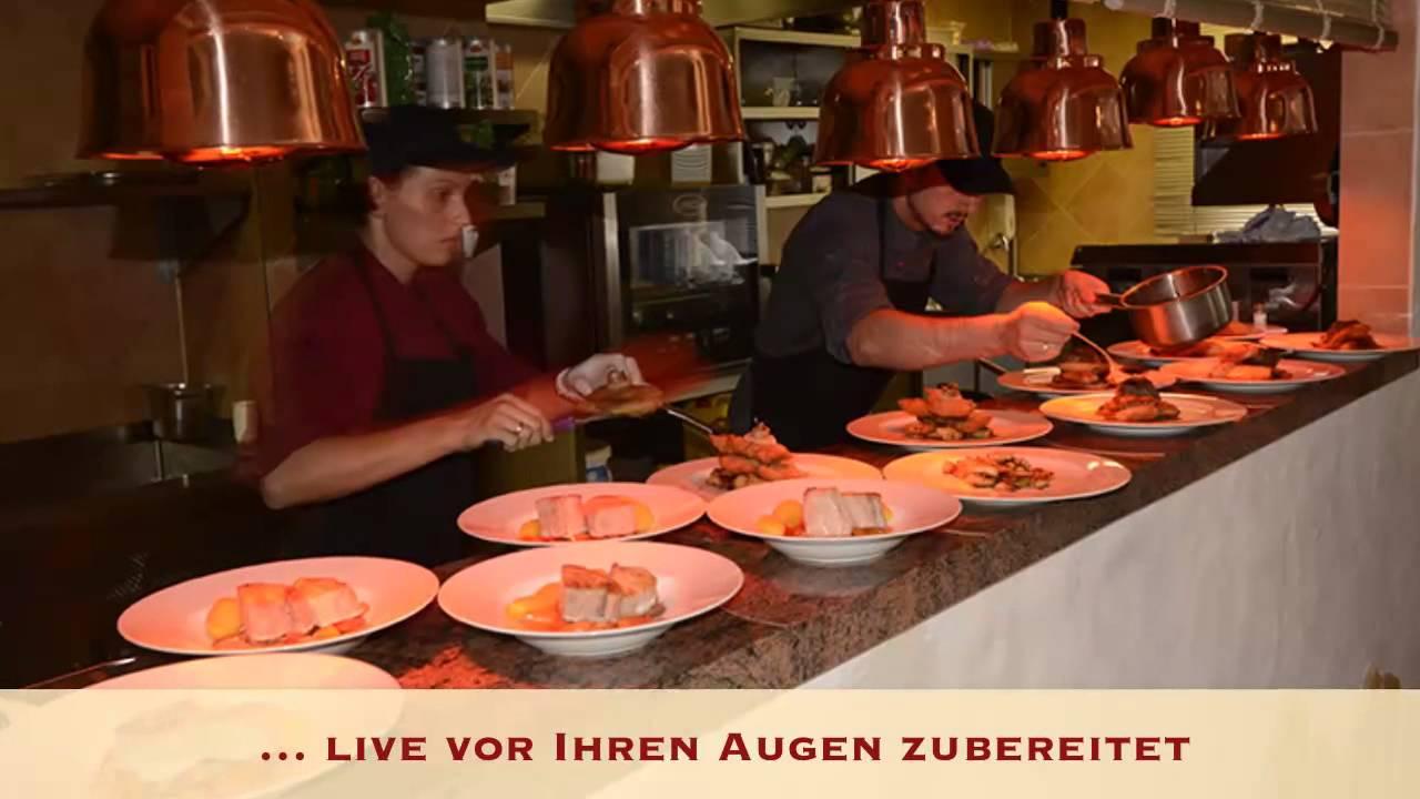 Ciel de paris franzosische restaurant  Fleur de Sel französische Küche Maintal Dörnigheim Showkochen ...